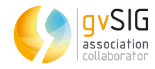 gvSIG Association Cooperator Logo