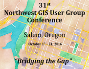 Northwest GIS User Group Conference 2016