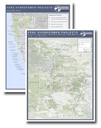 hydropower maps